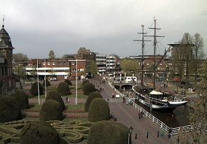 Web camera Germany, Papenburg, City Centre, Downtown