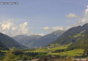 Web camera Germany, Pettneu am Arlberg, Panorama
