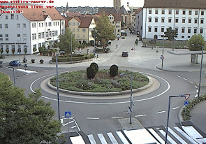 Web camera Germany, Rottenburg, Crossroads
