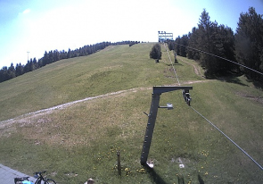 Web camera Germany, Seebach, Ski slope