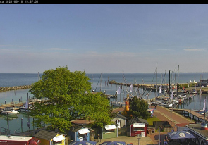 Web camera Germany, Ostseebad Damp, Panorama