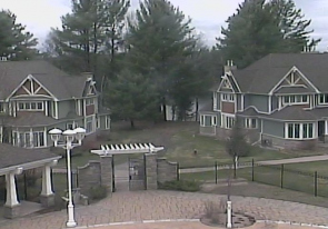 Web camera Canada, Ontario, Muskoka, Cottage town