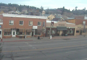 Web camera United States of America, Colorado, Pagosa Springs, Street