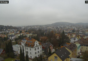 Web camera Germany, Bad Kissingen, Panorama