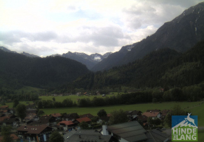 Web camera Germany, Bad Hindelang, Panorama