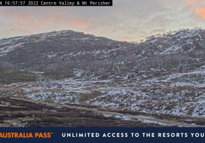 Web camera Australia, New South Wales, Village Eight, Ski slope