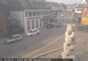 Web camera Germany, St. Georgen, Street