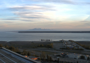 Web camera United States of America, Alaska, Anchorage, Mount Susitna