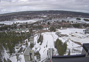 Web camera Finland, Rovaniemi, Bridges