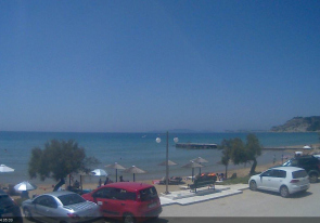 Web camera Greece, Corfu, Arillas, Panorama