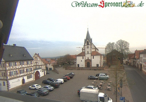 Web camera Germany, Grossostheim, Square