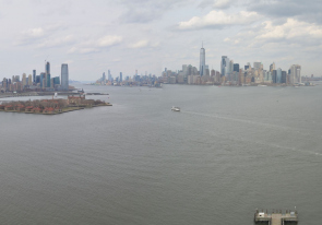 Web camera United States of America, New York, Panorama