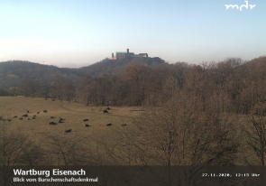 Web camera Germany, Thüringen, Eisennach, Panorama
