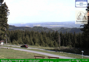 Web camera Germany, Thüringen, Friedrichroda, Panorama