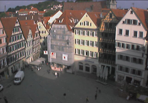 Web camera Germany, Baden Württemberg, Tübingen, Marketplace