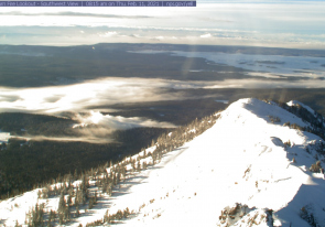 Web camera United States of America, Yellowstone National Park, Panorama