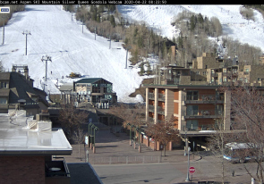 Web camera United States of America, Colorado, Aspen, Street