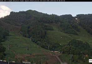Web camera United States of America, Colorado, Aspen, Mountain