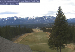 Web camera Canada, British Columbia, Invermere, Panorama