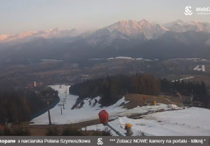 Web camera Poland, Zakopane, Ski Resort