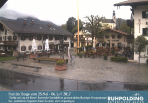 Web camera Germany, Ruhpolding, Street