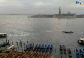 Web camera Italy, Veneto, Venice, St. Mark's Basin