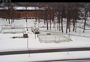 Web camera United States of America, Michigan, Houghton, Campus