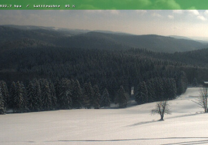 Web camera Germany, Schmiedefeld am Rennsteig, Panorama