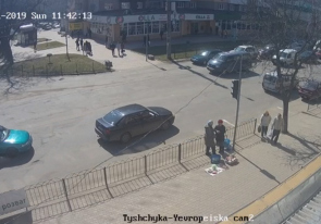 Web camera Ukraine, Cherkassy, Uman, Traffic cam