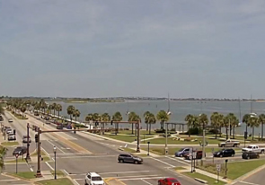 Web camera United States of America, Florida, St. Augustine, Panorama