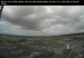 Web camera Canada, British Columbia, Vancouver, Airport