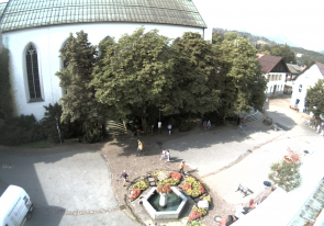 Web camera Germany, Oberstdorf, Market Square