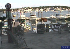 Web camera United States of America, Maine, Boothbay, Bay