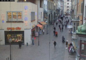 Web camera Switzerland, Schaffhausen, Street