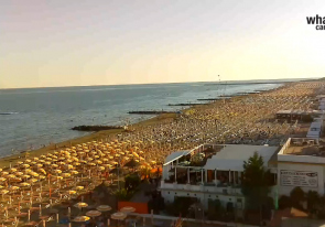 Web camera Italy, Veneto, Caorle, Beach