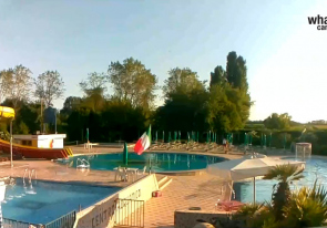 Web camera Italy, Veneto, Caorle, Pool