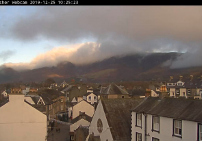 Web camera United Kingdom, Keswick, Panorama