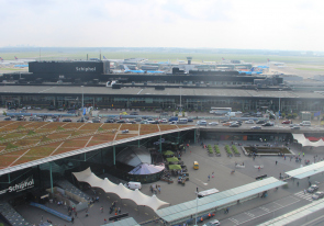 Web camera Netherlands, Amsterdam, Airport Schiphol