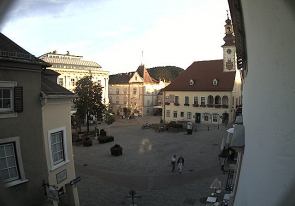 Web camera Austria, Moedling, Square