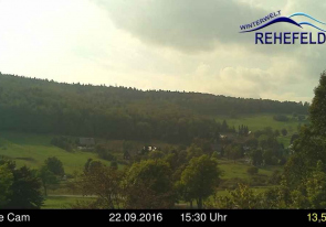 Web camera Germany, Altenberg, Panorama