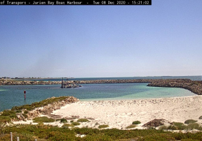 Web camera Australia, Jurien Bay, Beach