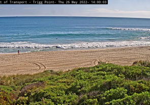 Web camera Australia, Trigg Point, Beach
