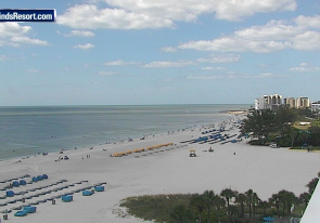 Web camera United States of America, Florida, St Pete Beach, Panorama