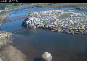 Web camera United States of America, Idaho, Cascade, Panorama