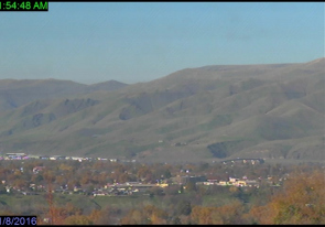 Web camera United States of America, Idaho, Lewiston, Panorama