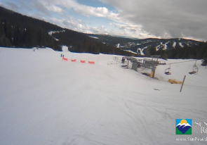 Web camera Canada, British Columbia, Sun Peaks, Panorama