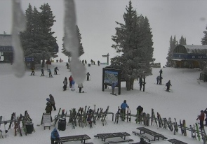 Web camera United States of America, Colorado, Vail, Ski resort