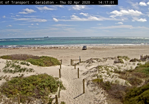 Web camera Australia, Geraldton, Beach