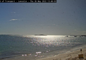 Web camera Australia, Lancelin, Beach